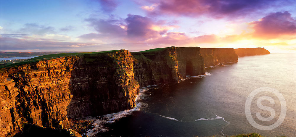 Photographer: Chris Hill, Cliffs of Moher, County Clare