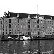 NLD/Amsterdam/19910902 - Scheepvaartmuseum in Amsterdam