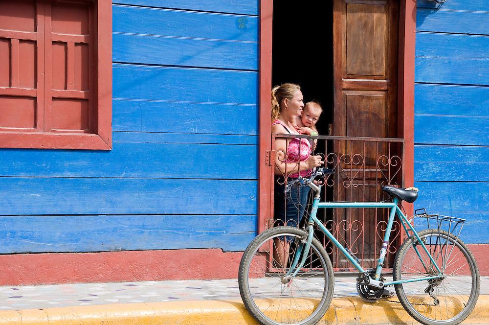 San Juan del Sur, Nicaragua.  May 2009.  (Photo/William Drumm)
