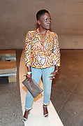 Brooklyn, New York-June 1- United States: Dr. Yaba Blay attends the Brooklyn Museum's Fashion Night: Modern Black Dandies celebrating the art and style in honor of Author Shantrelle P. Lewis's new book ' Dandy Lion: The Black Dandy and Street Style held at the Brooklyn Museum on June 1, 2017 in Brooklyn, New York. (Photo by Terrence Jennings/terrencejennings.com)
