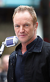 Sting Concert TODAY Show