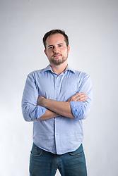 Doutor em filosofia, Fabio Osterman dá palestras pelo Brasil para falar sobre liberalismo. É o principal articulador no Sul nas manifestações por impeachment. FOTO: Jefferson Bernardes/ Agência Preview