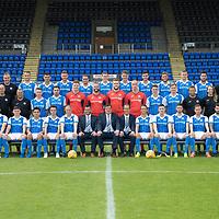 St Johnstone FC 2017-18 Photocall