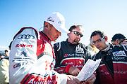 September 30-October 1, 2011: Petit Le Mans at Road Atlanta. 2 Tom Kristensen, Audi R18, Audi Sport Team Joest