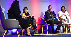 Cape Town-180815 The Daily Maverick's media gathering discussing different issues like the Gupta Leaks,on the panel they had Nqabayomzi Kwankwa,Lindiwe Mazibuko,Patricia de Lille and Phumzile van Damme.photograph:Phando Jikelo/African News Agency/ANA