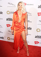 Louisa Johnson, The Virgin Holidays Attitude Awards Powered by Jaguar, The Roundhouse, London UK, 12 October 2017, Photo by Brett D. Cove