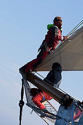 © Sander van der Borch. St. Tropez, 2 October 2008. Voiles de Stropez.