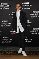 November 10, 2017 - New York, NY, USA - November 10, 2017  New York City..Adwoa Aboah attending the Pirelli Calendar by Tim Walker photocall on November 10, 2017 in New York City. (Credit Image: © Kristin Callahan/Ace Pictures via ZUMA Press)