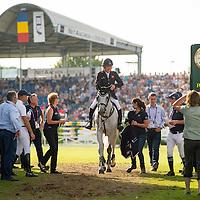 20 August 2015 - Team GBR - European Championships Aachen 2015