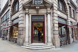 © Licensed to London News Pictures. 23/01/2019. LONDON, UK. Patisserie Valerie cafe on Piccadilly remains open as the company collapses into administration. Photo credit: Ray Tang/LNP