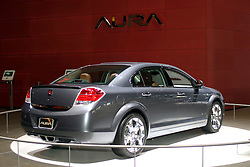 09 February 2006:  Saturn Aura Concept Vehicle.....Chicago Automobile Trade Association, Chicago Auto Show, McCormick Place, Chicago IL