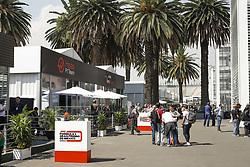 October 25, 2018 - Mexico-City, Mexico - Motorsports: FIA Formula One World Championship 2018, Grand Prix of Mexico, ..F1 Paddock  (Credit Image: © Hoch Zwei via ZUMA Wire)