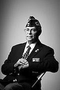 Albert Mireles, Jr. <br /> Marine Corps<br /> E-4<br /> Aviation Operations<br /> 1966 - 1969<br /> Vietnam<br /> <br /> Veterans Portrait Project<br /> St. Louis, MO