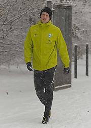 16.12.2010, Trainingsgelaende Werder Bremen, Bremen, GER, 1.FBL, Training Werder Bremen, im Bild Petri Pasanen (Bremen #3)   EXPA Pictures © 2010, PhotoCredit: EXPA/ nph/  Frisch       ****** out ouf GER ******