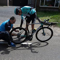 04-05-2019: Wielrennen: Ronde van Overijssel: Rijssen<br />Luuc Bugter