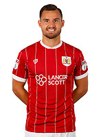 Bailey Wright of Bristol City - Mandatory by-line: Matt McNulty/JMP - 01/08/2017 - FOOTBALL - Ashton Gate - Bristol, England - Bristol City Headshots