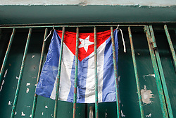 November 27, 2016 - Havana, Cuba - Havana on November 27, 2016, the second day after Fidel Castro, Cuba's historic revolutionary leader, and the former Prime Minister and President of Cuba, dies on the late night of November 25, 2016, at age of 90. . Fidel Castro died aged 90. One of the world's longest-serving rulers and modern history's most singular characters, Castro defied 11 US administrations and hundreds of assassination attempts..On Sunday, 26 November 2016, in Havana, Cuba. (Credit Image: © Artur Widak/NurPhoto via ZUMA Press)
