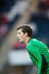Falkirk's keeper Graham Bowman. Falkirk  2 v 2 Rotherham Utd, pre-seaon friendly.<br /> © Michael Schofield.