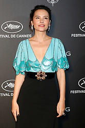 May 19, 2019 - Cannes, Alpes-Maritimes, Frankreich - Virginie Ledoyen at the Kering and Cannes Film Festival Official Dinner during the 72nd Cannes Film Festival at Place de la Castre on May 19, 2019 in Cannes, France (Credit Image: © Future-Image via ZUMA Press)