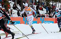 Ski , Fis Cross - Country World Cup ,<br /> LIllehammer<br /> 05.12.2015<br /> Foto: Dagfinn Limoseth , Digitalsport<br /> Martin Johansson , SWE