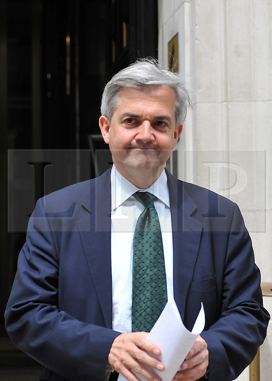 © licensed to London News Pictures. File picture dated 17/05/2011. London, UK. Chris Huhne. 26/06/11 Police want a tape recording alleged to be of Energy Secretary Chris Huhne discussing a speeding incident with his estranged wife.The Sunday Times says it has been ordered to hand over a tape of the conversation. Photo credit should read: London News Pictures