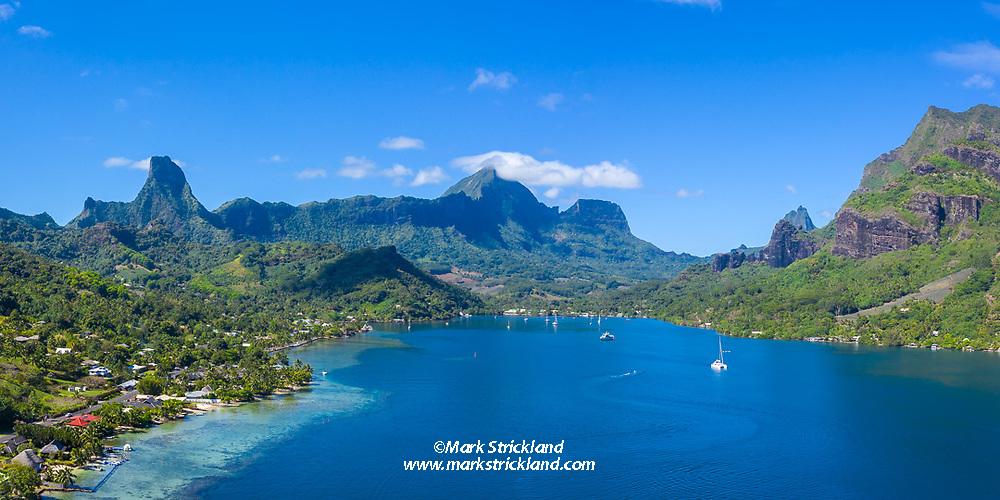 Cook's Bay, Moorea, French Polynesia