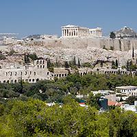 Acropolis - Athens - Greece