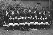 Ireland V Scotland Ruby International.<br /> Scotish Team Shot<br /> 02-03-1974