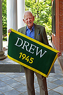 Drew University Golden Oaks classmates pose on the steps of Mead Hall during Reunion 2015, May 28-29, 2015.