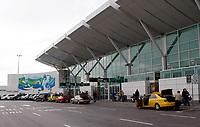 Feature / Reportasje<br /> OL 2010 Vancouver Canada<br /> Foto: Gepa/Digitalsport<br /> NORWAY ONLY<br /> <br /> Vorschau auf die Olympischen Winterspiele 2010 in Vancouver. <br /> <br /> Bild zeigt den Flughafen von Vancouver