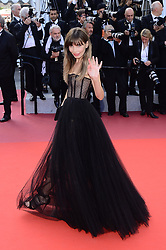 May 26, 2019 - WORLD RIGHTS.Cannes, France, 25.05.2019, 72th Cannes Film Festival in Cannes. The 72th edition of the film festival will run from May 14 to May 25. .Closing Ceremony Red Carpet .NZ. Agnieszka Dygant .Fot. Radoslaw Nawrocki/FORUM (FRANCE - Tags: ENTERTAINMENT; RED CARPET) (Credit Image: © FORUM via ZUMA Press)
