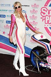 18.12.2010, Hotel Me, Madrid, ESP, Paris Hilton presents Supermatxe Motorcycle Team. EXPA Pictures © 2010, PhotoCredit: EXPA/ Alterphotos/ Mac +++++ ATTENTION - OUT OF SPAIN / ESP +++++