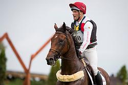 Van Springel Joris, BEL, Lully des Aulnes<br /> Cross Country - FEI European Eventing Championships - Strzegom 2017 <br /> © Hippo Foto - Jon Stroud<br /> 19/08/2017,
