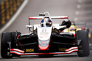 Ukyo SASAHARA, JPN, ThreeBond Racing Dallara-TOMEI <br /> <br /> 65th Macau Grand Prix. 14-18.11.2018.<br /> Suncity Group Formula 3 Macau Grand Prix - FIA F3 World Cup<br /> Macau Copyright Free Image for editorial use only
