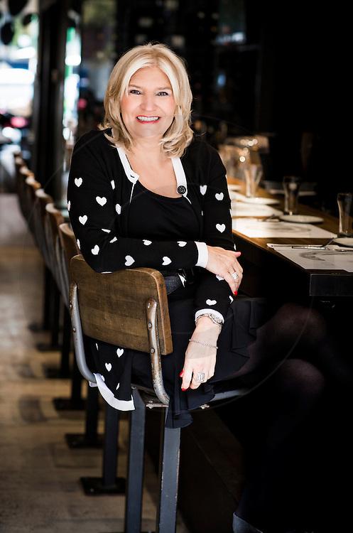 Johanne Berry, CEO groupe Tele-Ressources, Montréal, Québec