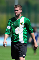 Lee Edwards of SWYD United - Mandatory by-line: Dougie Allward/JMP - 08/05/2016 - FOOTBALL - Keynsham FC - Bristol, England - BAWA Sports v SWYD United - Presidents cup final