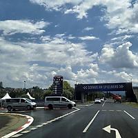 01.07.2020, Red Bull Ring , Spielberg, FORMULA 1 myWorld GROSSER PREIS VON ÖSTERREICH 2020, 03. - 05.07.2020 <br /> , im Bild<br />Zufahrt zur Strecke<br /> <br /> Foto © nordphoto / Bratic