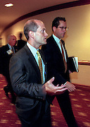 Conservative Republican Rep. Randy Tate at the Road to Victory event at the Christian Coalition Conference September 19, 1998 in Washington, DC.