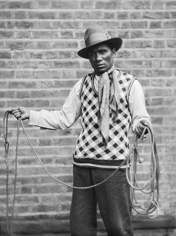 East End Types from Bengal, London, 1933