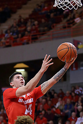 03 December 2016:  Dane Kuiper during an NCAA  mens basketball game between the New Mexico Lobos the Illinois State Redbirds in a non-conference game at Redbird Arena, Normal IL