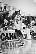 1997 Miami Hurricanes Women's Basketball vs Alabama