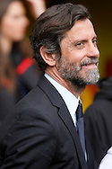 Watford Head Coach Quique Sánchez Flores looks on. Barclays Premier league match, Watford v Sunderland at Vicarage Road in Watford, London on Sunday 15th May 2016.<br /> pic by Steffan Bowen, Andrew Orchard sports photography.