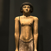Carlos Michael Museum Visit. Egyptian Collection.