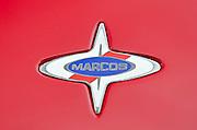 Marcos Logo,Keeneland Concours D'Elegance,Lexington,Ky.