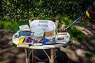 27-04-2020: Noordwolde, Weststellingwerf - Vrijmarkt  Koningsdag 2020, gratis boeken