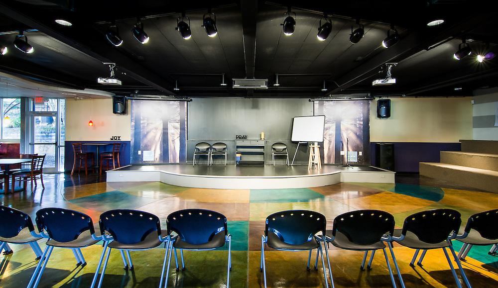 Youth Center at First Baptist Church Carrollton, GA