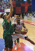 DESCRIZIONE : Biella Lega A 2011-12 Angelico Biella Montepaschi Siena<br /> GIOCATORE : Aubrey Coleman<br /> SQUADRA :  Angelico Biella<br /> EVENTO : Campionato Lega A 2011-2012 <br /> GARA : Angelico Biella  Montepaschi Siena<br /> DATA : 30/10/2011<br /> CATEGORIA : Penetrazione Tiro<br /> SPORT : Pallacanestro <br /> AUTORE : Agenzia Ciamillo-Castoria/ L.Goria<br /> Galleria : Lega Basket A 2011-2012  <br /> Fotonotizia : Biella Lega A 2011-12 Angelico Biella Montepaschi Siena<br /> Predefinita :