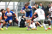 Fabien ALEXANDRE - 16.05.2015 - Grenoble / Stade Toulousain - 25eme journee de Top 14<br />Photo : Jack Robert / Icon Sport