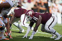 Tennessee vs. Texas A&M NCAA college football game Saturday, Oct. 8, 2016 in College Station, Texas.