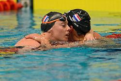 14-12-2014 NED: Swim Cup 2014, Amsterdam<br /> Femke Heemskerk, Ranomi Kromowidjojo